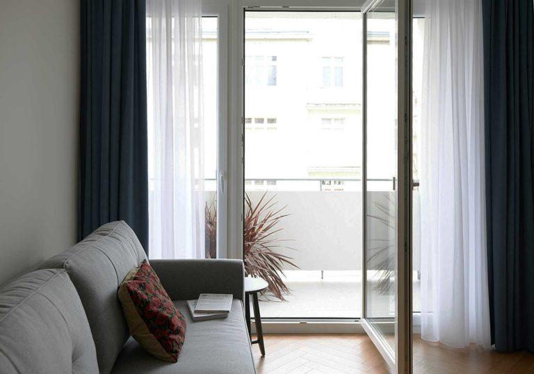 Inna Projekt wnętrz mieszkania na wynajem w Gdyni Bareizmy