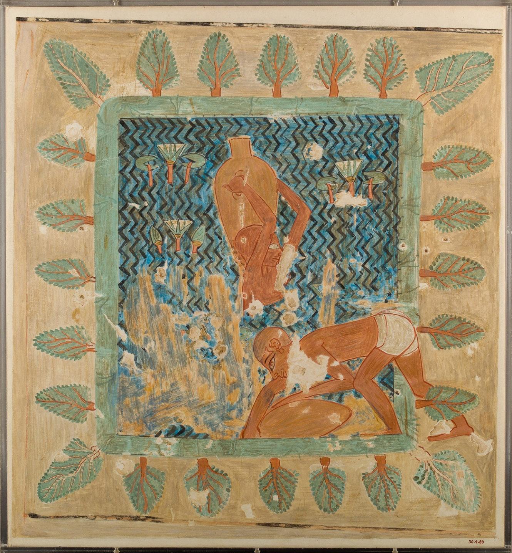Rekhmire Metropolitan Museum New York