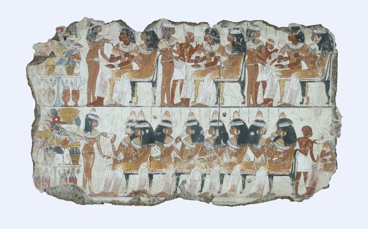 Nebamun British Museum