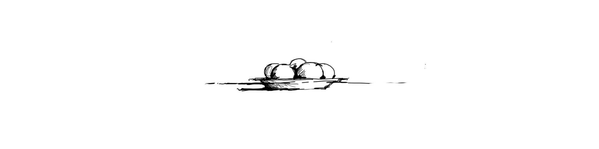 karta z jajami
